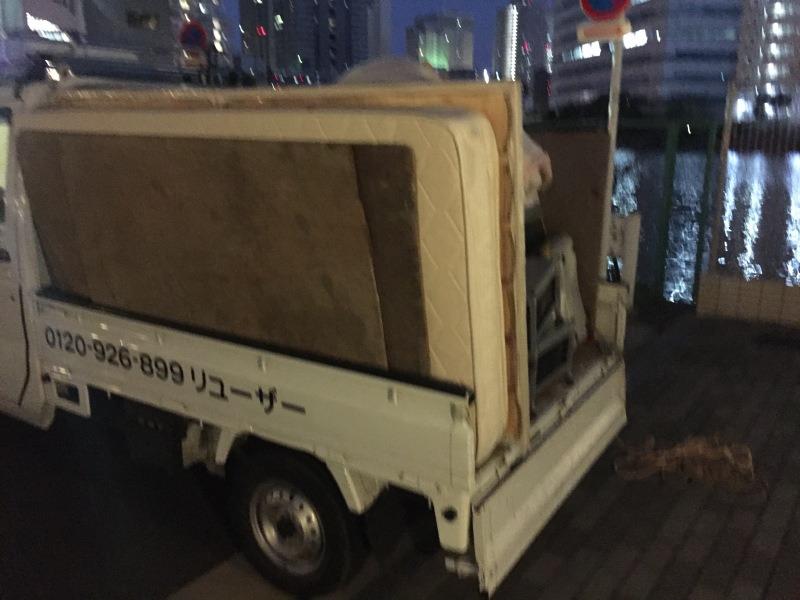 お引越の不用品の回収処分、買取(渋谷区)2