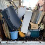 お引越し時の不用品を回収してまいりました。(世田谷区)の回収し物の写真