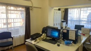 オフィス移転の為の不用品回収 港区(東京都)の写真1