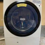 ドラム式洗濯機と大型冷蔵庫を買取(品川区)の写真1