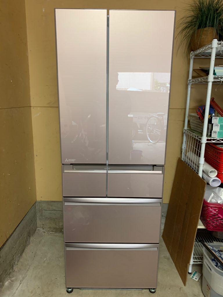 ドラム式洗濯機と大型冷蔵庫を買取(品川区)の写真2