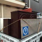 ソファー、家具等を軽トラック一杯パックにて回収(大田区)の写真1