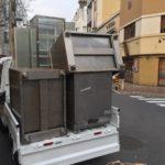 厨房機器等を回収(目黒区)の写真1