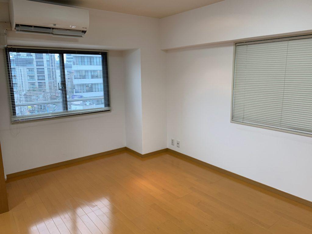 オフィス家具の回収(渋谷区)作業後の写真2