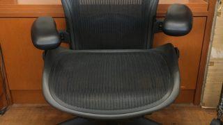 オフィス移転の為の回収にてオフィスチェア買取(新宿区)の写真2