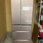 お引越し前のお客様から大型冷蔵庫を買取(品川区)の写真2