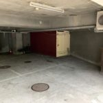 品川区のダンス教室のガレージの不用品回収後の写真1