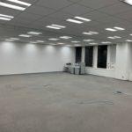 江東区のオフィス(事務所)の不要なオフィス家具の撤去回収後の写真1