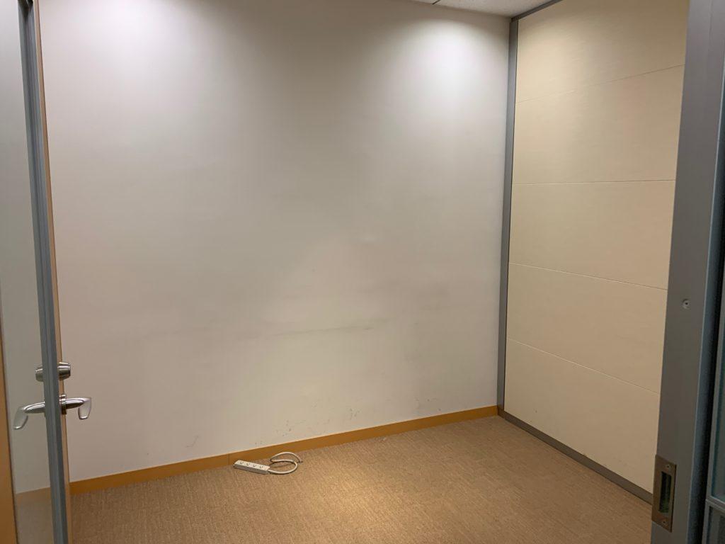江東区のオフィス(事務所)の不要なオフィス家具の撤去回収後の写真3