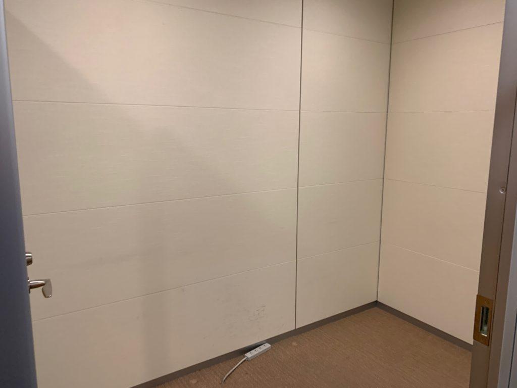 江東区のオフィス(事務所)の不要なオフィス家具の撤去回収後の写真2
