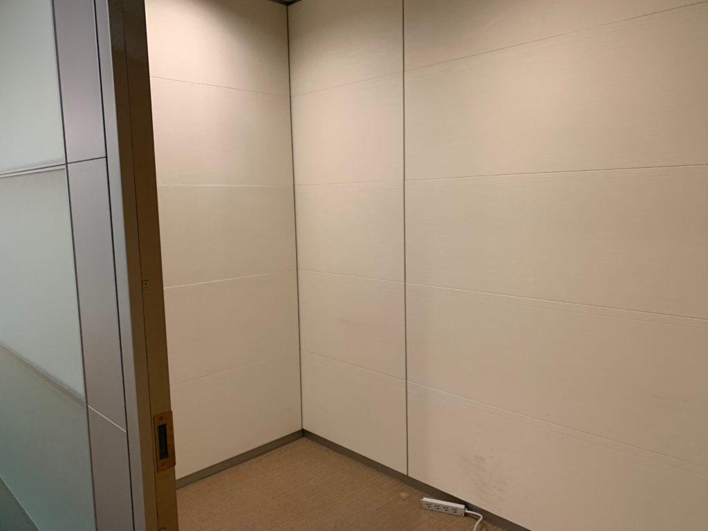 江東区のオフィス(事務所)の不要なオフィス家具の撤去回収後の写真4