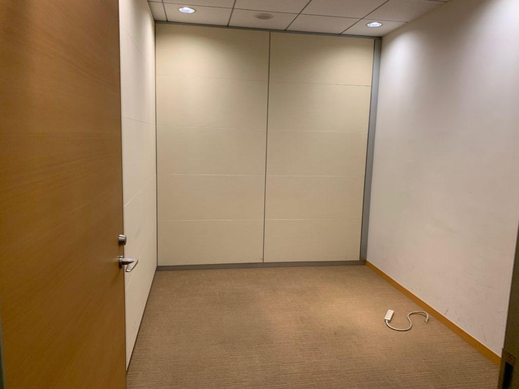江東区のオフィス(事務所)の不要なオフィス家具の撤去回収後の写真5