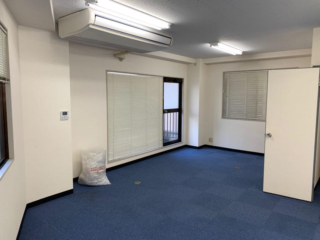 オフィス(事務所)のオフィス家具等の撤去後2