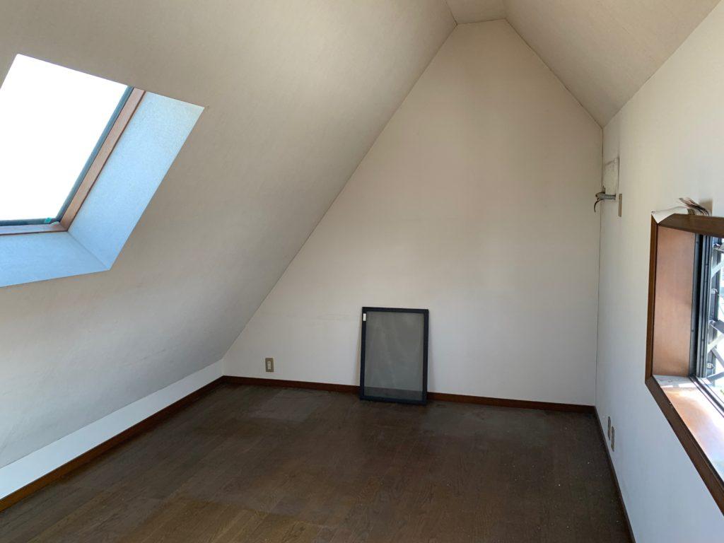 大田区三階建一軒家の残置物処分の写真10