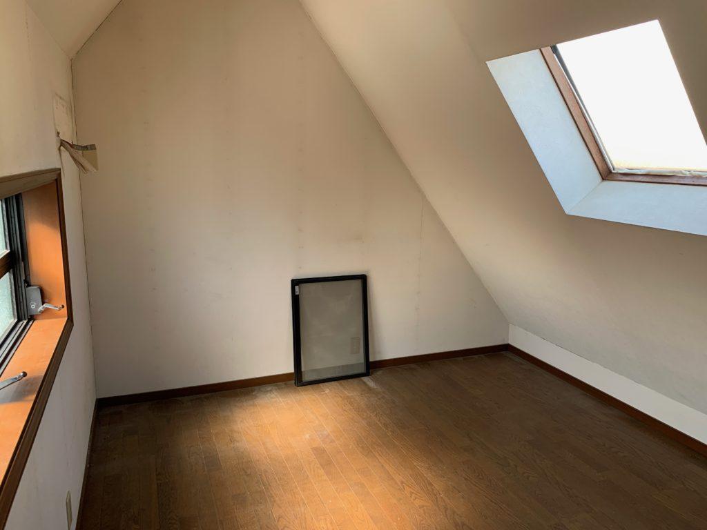 大田区三階建一軒家の残置物処分の写真9