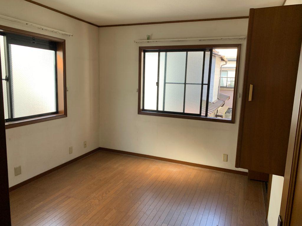 大田区三階建一軒家の残置物処分の写真7