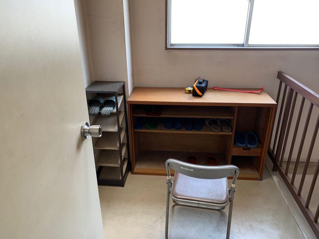 江東区オフィスビル一棟の残置物処分(オフィス家具)の処分の写真13