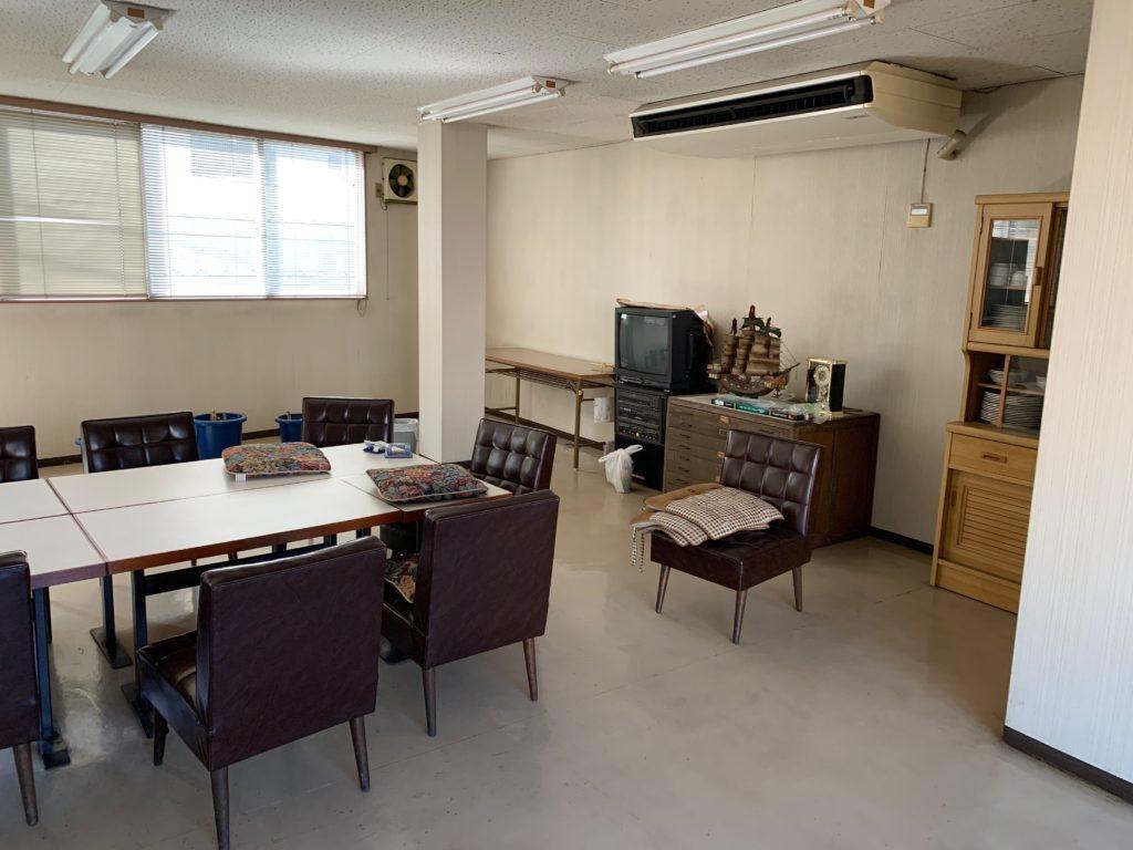 江東区オフィスビル一棟の残置物処分(オフィス家具)の処分の写真10