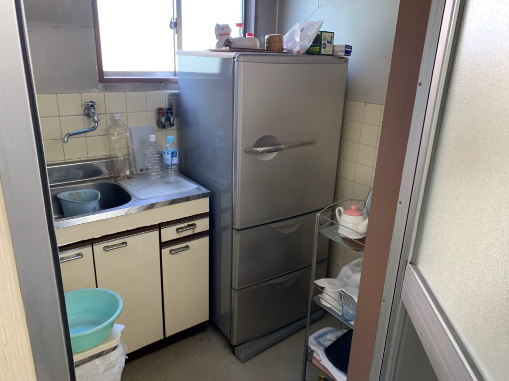 江東区オフィスビル一棟の残置物処分(オフィス家具)の処分の写真8