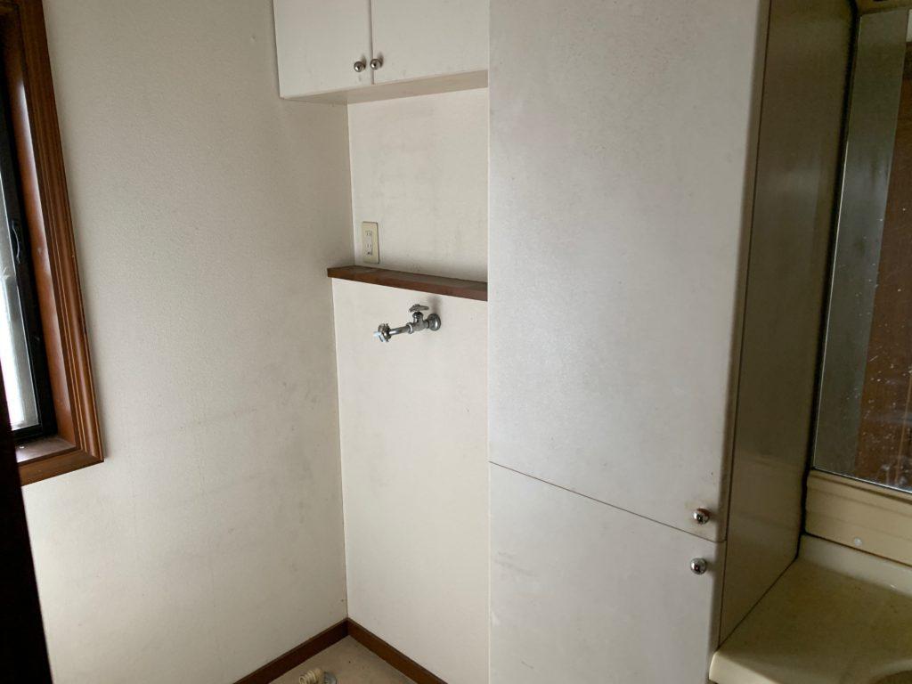 大田区三階建一軒家の残置物処分の写真5