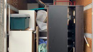 タワーマンションからお引越しの不用品を回収の写真(品川区)