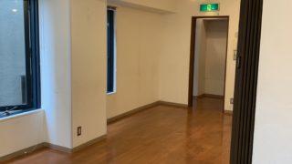 英会話教室の移転のための処分後の写真2(川崎市川崎区)